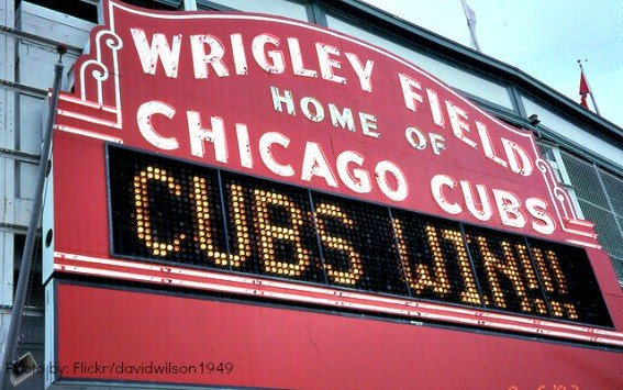 Top Ten Chicago Wrigley Field