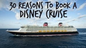 Disney Cruise Line 30 Reasons your family should book a cruise with Disney