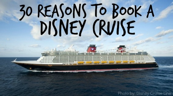 Disney Cruise Line 30 Reasons Your Family Should Book A With