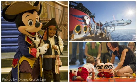 Disney Cruise On Board Activities