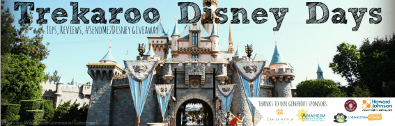 Disney Days Trekaroo - Food Allergies at Disney Parks