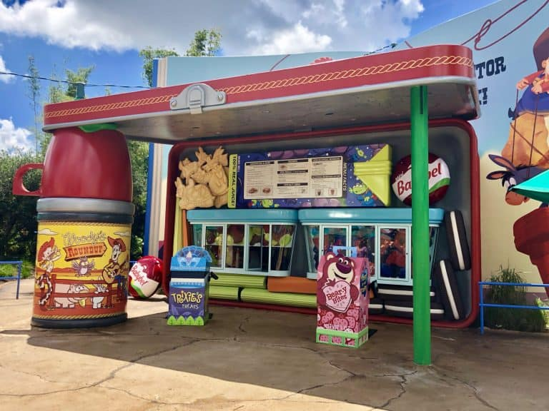 DIsney World food allergies Quick Service Restaurant