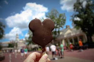 Ice cream Disneyland