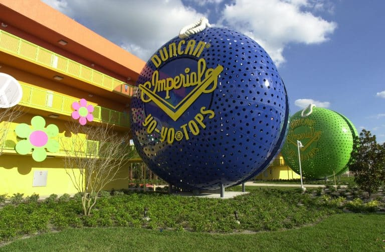 Things to Do In Disney World Outside the Theme Parks: Resort Scavenger Hunt