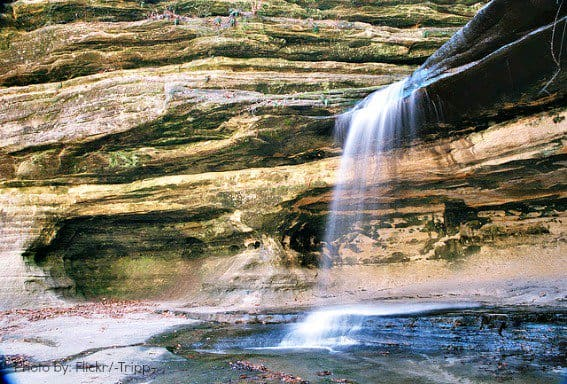 Top Ten Chicago Daytrip Starved Rock Illinois
