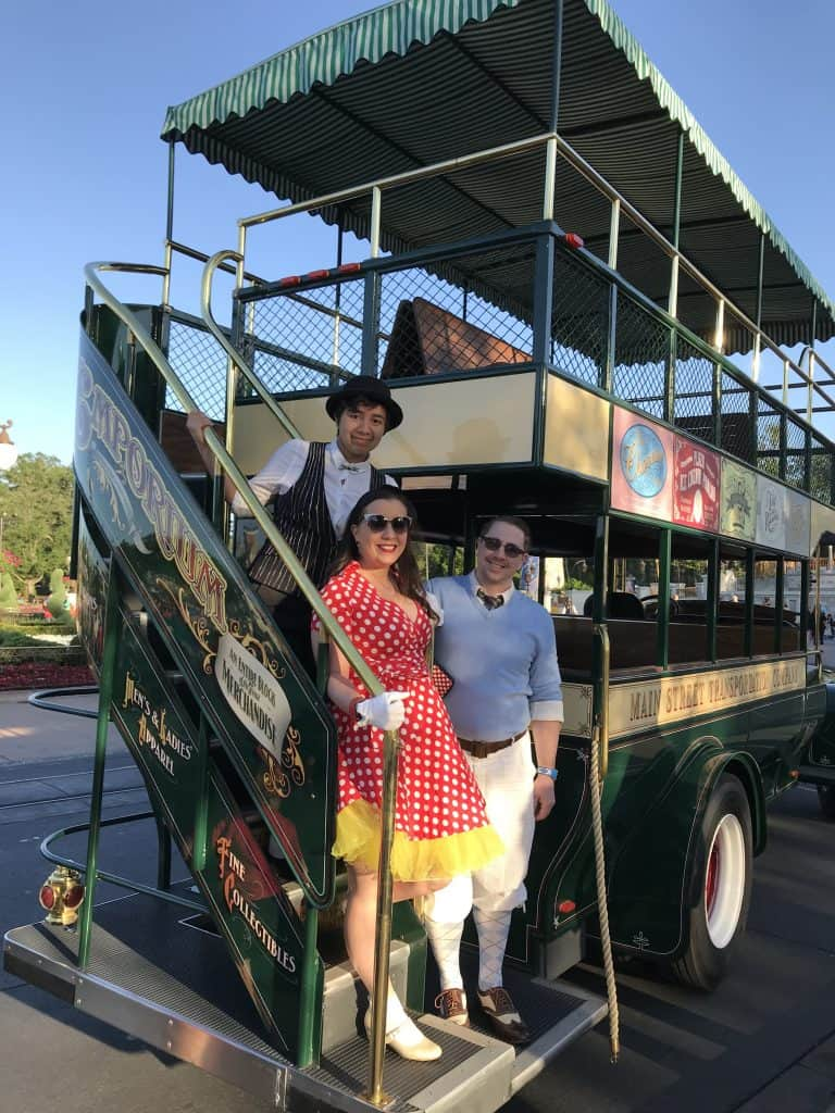 Disney Special Events: Dapper Day