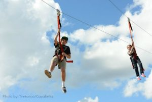 Westgate Ranch zip line