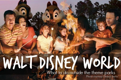 What to do outside the theme parks at Walt Disney World