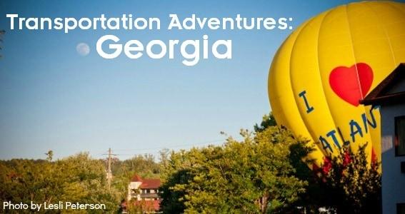 Transportation Adventures in and around Georgia