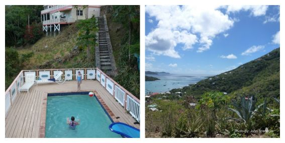 USVI National Park with Kids