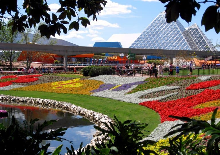 Disney Special Events: Epcot International Flower & Garden Festival