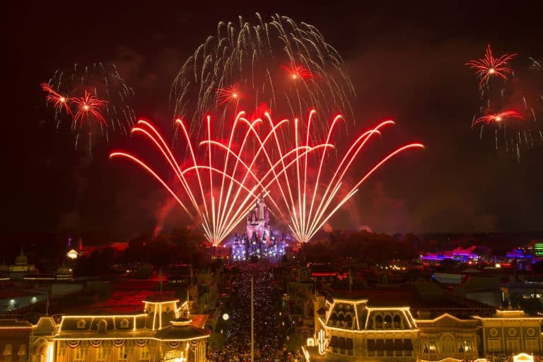 Disney Special Events: Fourth of July