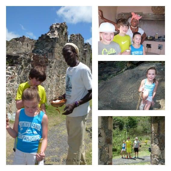 Virgin Islands History with Kids