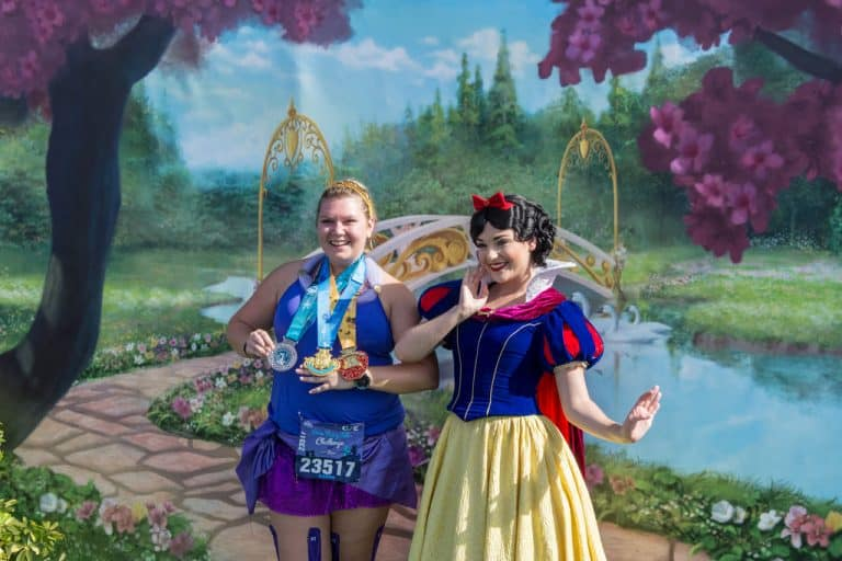 runDisney princess