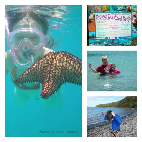 Virgin Islands National Park with Kids