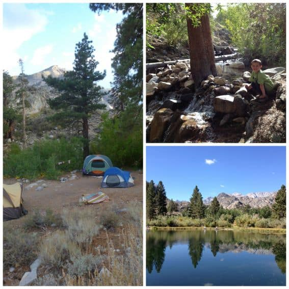 Bishop Creek Campgrounds