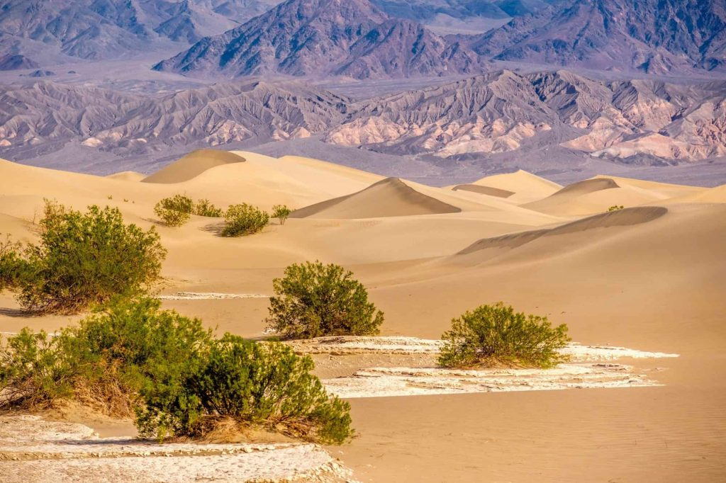 Death Valley is one of the best national parks in California