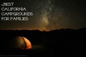 Best California Campgrounds for Families