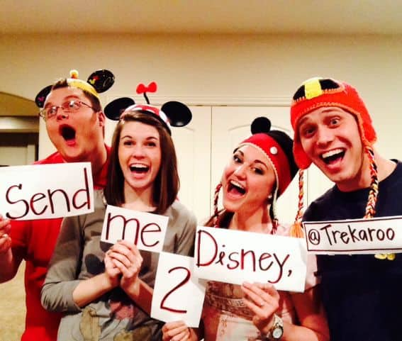 DreysonTeam _SendMe2Disney