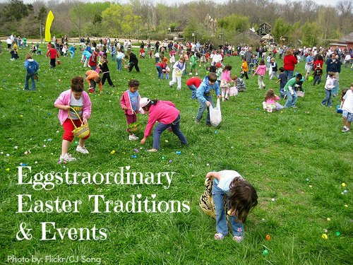Eggstraordinary Easter Traditions and Events ixiIZLQc