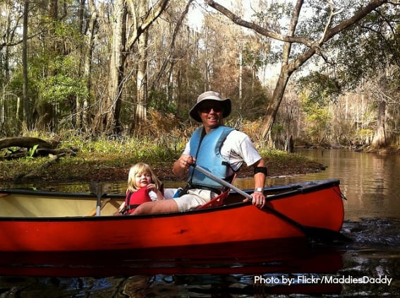 Hillsborough-River-Canoe-Tampa-Bay