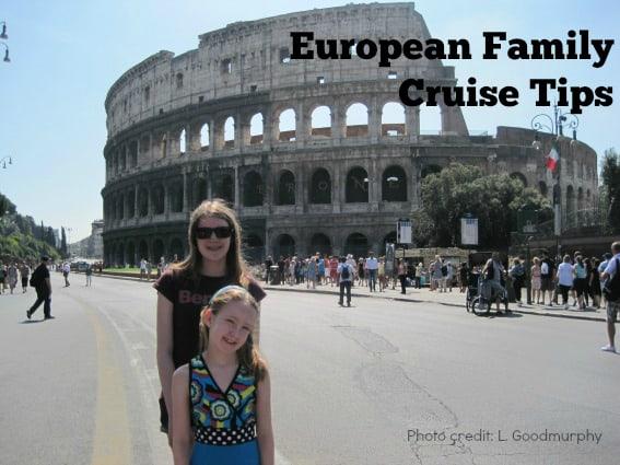 Europe Family Cruise: Rome, Italy