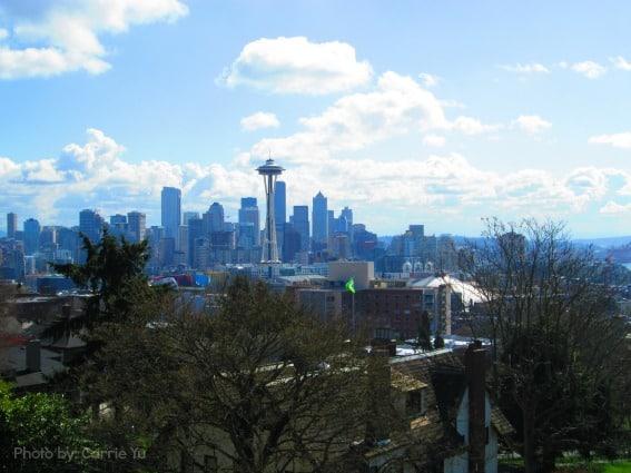 Family-friendly Seattle