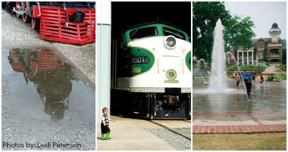 Southeastern Railway Museum Duluth Top things to do in Atlanta Georgia with Kids