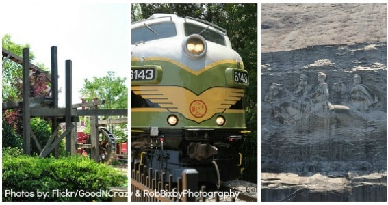 Stone Mountain Park Top things to do in Atlanta