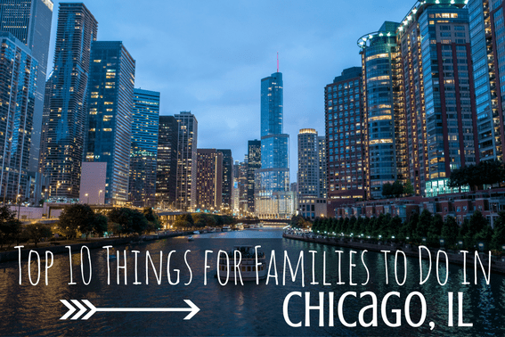 Top 10 Family Things To Do in Chicago 2