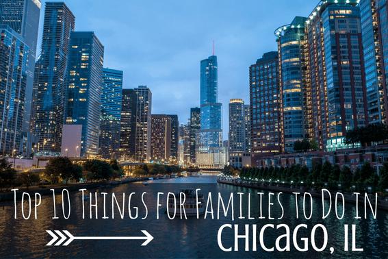 Best Kid-friendly Hotels in Chicago 2