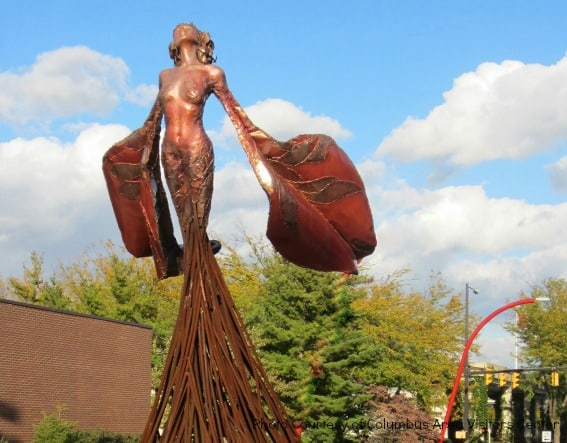 Columbus-Indiana-Art-Sculpture