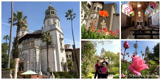 Hearst-Castle-Collage-Trekaroo