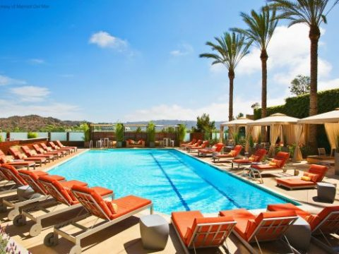 Marriott Del Mar – Business Class for the Family Class