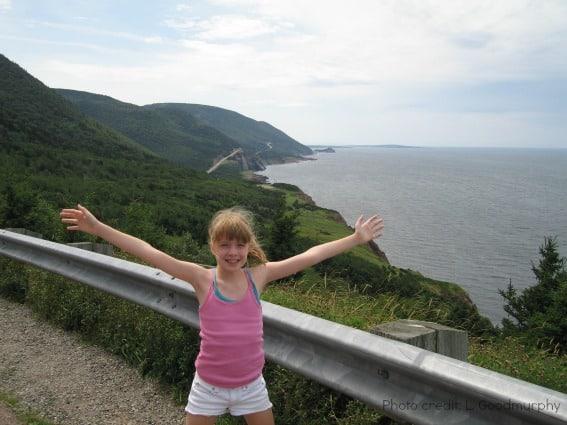 Cabot Trail Cape Breton Island Nova Scotia
