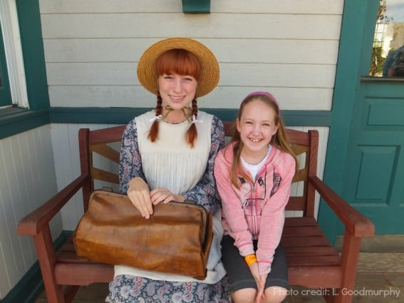 Cavendish Prince Edward Island Avonlea Village Anne of Green Gables