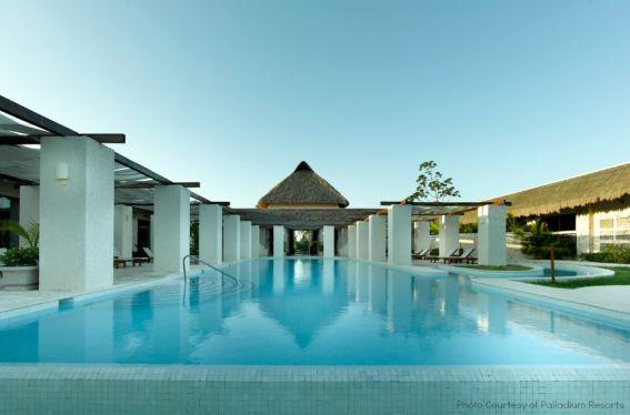 Palladium Resorts Spa Pool