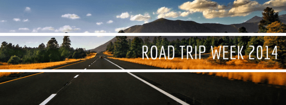 Road Trip Week on Trekaroo