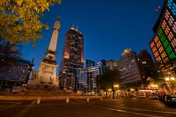 Soldiers & Sailors Monument Indy Top Ten
