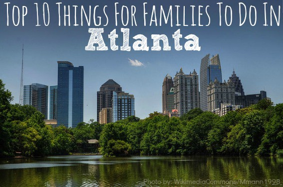 Top 10 Atlanta Better