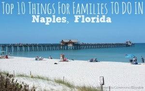 Top 10 Naples Florida