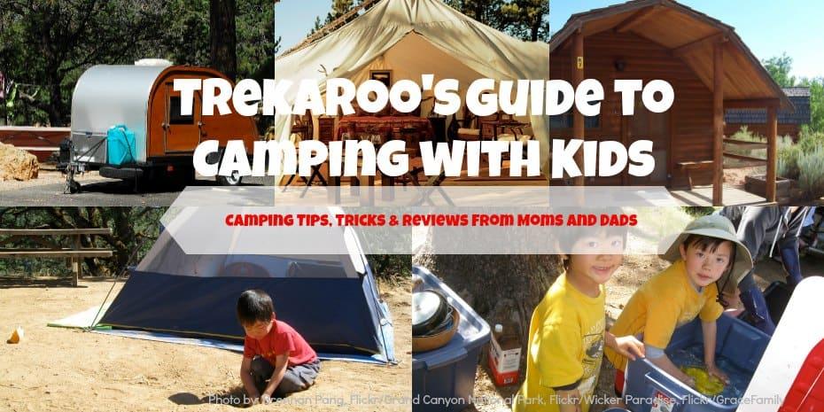 Trekaroo Family Camping Guide2