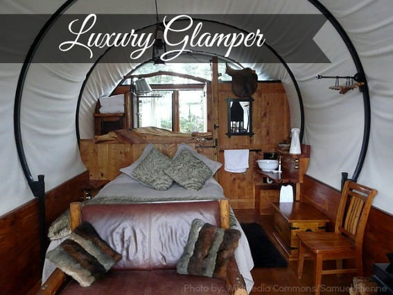 luxury glamper