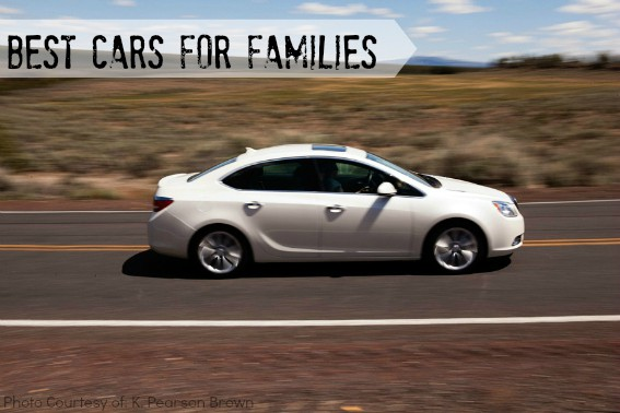Best Cars for Families Buick Verano Photo Courtesy of K. Pearson Brown