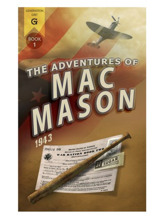 Book-adventures of mac mason