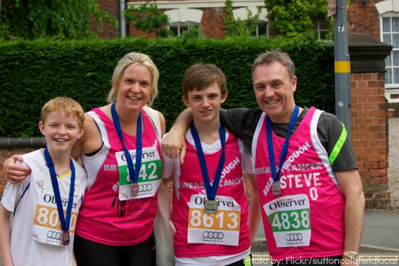 Family Fun RunsPhoto by: Flickr/suttoncoldfieldlocal