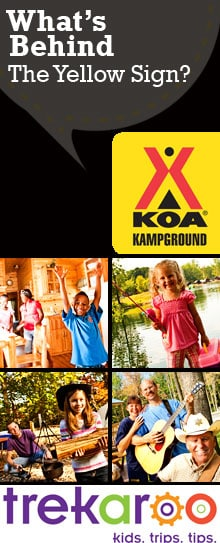 koa behind the sign giveaway koa family cing quot what s behind the yellow sign 9504