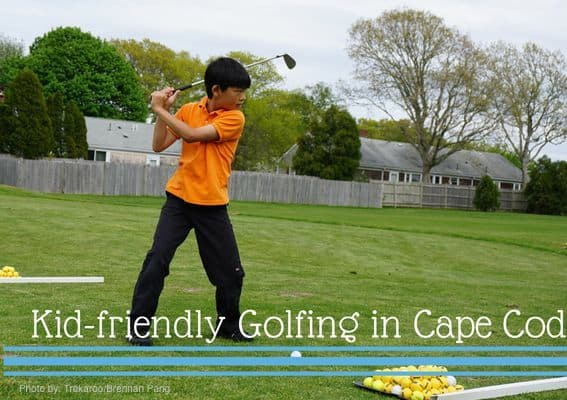 Kid-friendly Golfing in Cape Cod