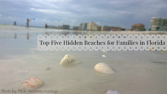 Top Five Hidden Beaches for Families in Florida: Marco Island Photo by: Flickr/mommymusings