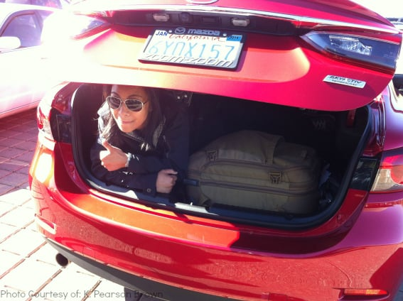 Best Cars for Families: Mazda 6 Photo Courtesy of: K. Pearson Brown